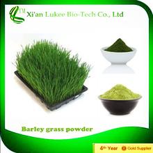 Healthy energy drink powder organic barley grass powder