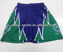 XXL digital print wholesale mens basketball shorts