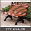 FW12 Outdoor Furniture Garden Park Wood Bench