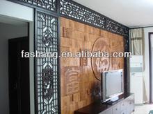 real estate material/ mdf interior decoration panels