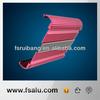 factory custom anodized and silk-screen printing aluminum amplifier enclosure