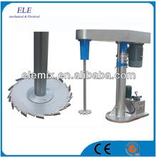 Chemical agitator, industrial use material blending machine