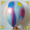 2014 hot sell latex rainbow balloons for decoration