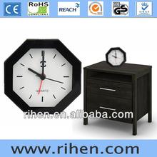 Plastic Promotion Gift Home Decor Table Alarm Clock