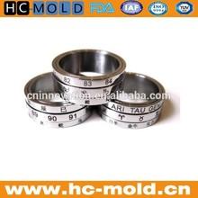 cnc machining precision steel swivels