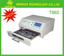 Produzione vendita derect t962 reflow, rifusione forno macchina, rifusione forno scrivania