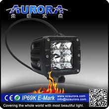 Popular Aurora 2inch work light utv jeep