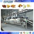 Quente- venda de legumes e frutas de secagem linha de produção