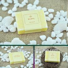 wholesale Hotel amenity bath hotel soap cheap mekako soap