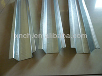 Metal furring strips for suspended ceiling parts