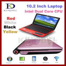 KINGDEL10 inch Netbook, mini laptop notebook Intel Atom D2500 1.86Ghz,, Window 7, WiFi, Webcam,3 cell LION Battery, 2200mAh