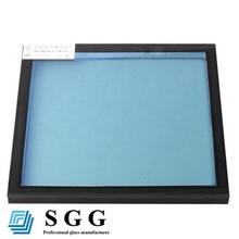 Top quality hollow glass sliding window