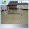 modern clear acrylic table,acrylic chair,acrylic funitures,acrylic legs from shenzhen