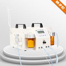 Super Effective crystal and diamond microdermabrasion oxygen jet peel hydro derma peel machine OB-JP 02