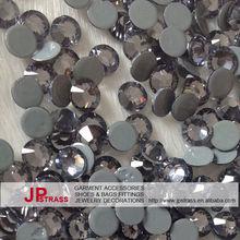ss16 biack purple diamond flat back stones for jewelry accessories hot fix rhinestones