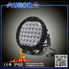 "2014 hot selling AURORA 7"" driving light / off road light bar flood"