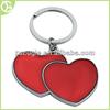 2014 Wholesale cheap custom metal keychain