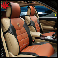 Custom fancy car seat cover brand