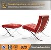 Modern barcelona single sofa chair