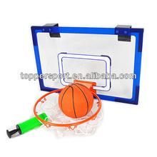 "18"" Kids basketball hoop Mini Single Shoot Basketball play any where"