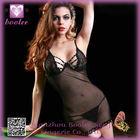 2014 Hot Sale Latex Design Sex Lingerie Transparent