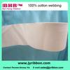 garment shoes accesories cotton narrow fabric plain tape