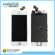 Wholesale for iPhone 5 5G Back Housing Assembly with Small Parts