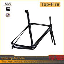 Super light professional chinese carbon road bike frame