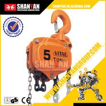 Vl vital manuel chaîne bloc de levage grue made in China