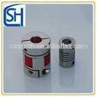flexible coupling sleeve aluminum shaft couplings SH-20
