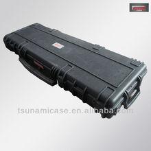 Popular designed tsunami shockproof wholesale gun cases, hunting gun cases