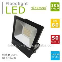 230v 2 years warranty high brightness 50w flood lighting led 36 led solar flood