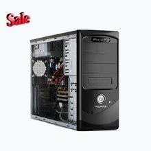 Barebone Bundle - Intel Celeron G1610 - RAM 2GB DDR3 - MB Intel H61 - Case & PSU