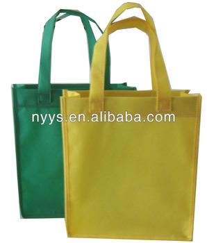 non woven bag in shopping ,recycled non woven bags