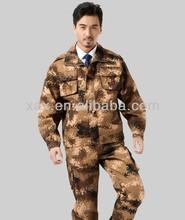 desert camo uniform