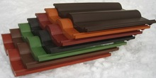 polymer sand roof tile