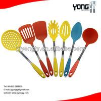 Food grade plastic kitchen utensils