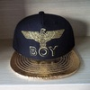 Famous Korean BOY 2014 fashion fitted caps snapback hats