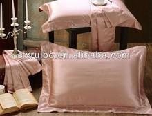 100% pure charmeuse silk pillowcase &pillowcover wolesale