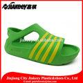 o mais novo design de moda personalizado oem eva miúdo sandália chinelo crianças sandália