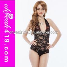 New model professional babydoll transparent black xxl sexy girl babydoll
