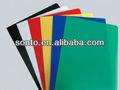 Barato de plástico de fricción y color de la cubierta del libro