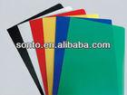 cheap plastic plain color book cover