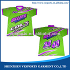 womens office uniform design polo shirt