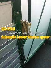 Hot sale China New innovative greenhouse panel assisted ventilation solar louver opener HX-T315