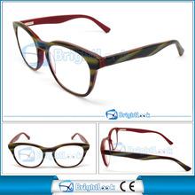 Great quality acetate optical reading glasses meet CE FDA MOQ 300pcs BRP4028