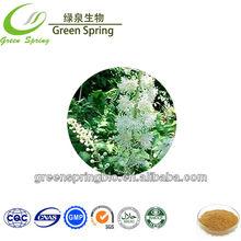 China wholesale black cohosh extract Triterpenoid saponis 2.5%, 5%, 8%, China manufacturer