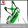 Water proof golf bag with stand