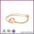 fio ajustável pulseira pulseira atacado 18 quilate de ouro bangles e pulseiras
