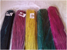Hula natural grass skirt in assorted color